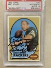 Bart Starr Football Cards, Rookie Card and Autograph Memorabilia Guide 56