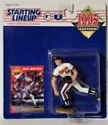1995 Starting Lineup Mike Mussina Baltimore Orioles SLU Kenner Sports Figure