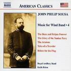 John Philip Sousa : Music for the Wind Band Vol. 4 (Brion, Royal Artillery