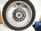 2003 Honda CR250R Rear Wheel #2923