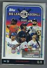 2020 Topps Big League Baseball Collector's Hobby Box with Action Figure