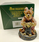 """Boyds Bears Bearstone """"Momma with Taylor…First Steps"""" –  Premier Ed. -"""