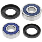 All Balls 25-1206 Wheel Bearing Kit for Rear Honda CRM250AR (NON-USA) 96-99