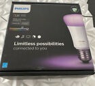Philips Hue Ambiance A19 Starter Kit White and Color New in Box