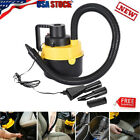 12V Car Vacuum Cleaner For Auto Mini Hand Held Wet Dry Small Home Portable USA
