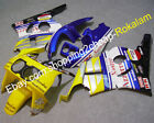 For Honda CBR400RR NC29 1990-1998 CBR400 RR Yellow Blue Black ABS Fairing Kit