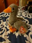 Ty Beanie Baby Honks the Goose DOB March 11, 1999 MWMT