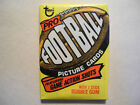 1977 Topps Football Wax Pack - Unopened