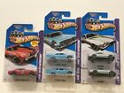 HOT WHEELS 70 CHEVY CHEVELLE SS 70 CAMARO 59 IMPALA Toys R Us Exclusives TRU