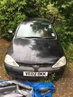 LARGER PHOTOS: Vauxhall Corsa Life 12v 1.0 2002 Petrol Field Car Spares Repairs Parts Red Seats