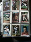 1992 Topps Baseball Complete Set And Traded Set