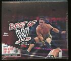 2013 Topps Best of WWE Wrestling FACTORY SEALED HOBBY BOX - 2 HITS PER BOX