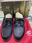 Supreme Timberland Leather Boat Shoe Mens Size 13