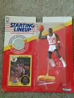 1991 Starting Lineup MICHAEL JORDAN Special Edition Figure and Collector Coin