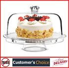 6 in 1 Acrylic Cake Stand Cake Plate With 12Dome Multi Function Serving Platter