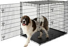 Frisco XX Large Heavy Duty Double Door Wire Dog Crate 54 inch