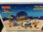 Fisher Price Little People CHRISTMAS NATIVITY THE INN AT BETHLEHEM Hard To Find