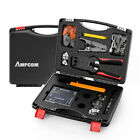 Network Tool Kit AMPCOM 12 in 1 Portable Ethernet LAN Cable Tester Repair Set