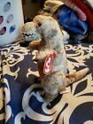 Toothy Ty Beanie Baby 2001 very good condition, tag attached  Dinosaur 7
