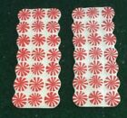 Department 56 North Pole Peppermint Road Straight Set of 2