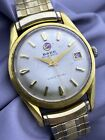 vintage rado automatic 30 Jewel World Travel Date 32 Mm Watch Maker Special Aa22