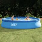 Intex 15 x 33 Easy Set Above Ground Pool With Pump SHIPS ASAP