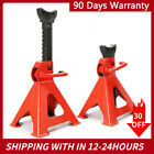 1 Pair Racing Jack Stands 3 Ton 6000 lb Heavy Duty For Car Truck Auto