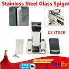 Hot Sale Stainless Steel Standing Glass Clamp Frameless Glass Fence Brand New US