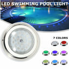 54W Underwater Swimming Pool Light LED Lamp+Remote Control Multi Color 12V IP68