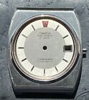 Vintage 70s Omega Seamaster Stainless Steel Watch Case 198.0052 Only