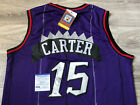 Vince Carter Cards and Autographed Memorabilia Guide 56