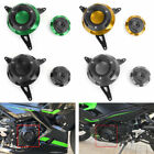 Engine Stator Guard Protector Cover Set For Kawasaki EX400 Ninja 400 2018 2019 B
