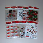 Lot of Christmas Themed Scrapbook Stickers Recollections 30+ Value