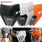Enduro MX Headlight Mask Fairing For Honda Yamaha KTM EXC SX SXF XC HUSQVARNA TE
