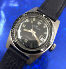 Stunning Vintage 1960s Mans BAYLOR Original Dial Automatic Serviced W WARRANTY