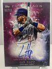 2018 Topps Inception Baseball Cards 19