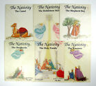 Serendipity Designs The Nativity Cross Stitch Complete Set of 6 Patterns 1989