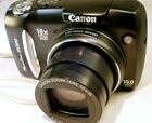 Canon PowerShot SX120IS 10MP Digital Camera w/ 10X IS f2.8-4.3 Lens zoom