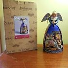 Jim Shore Angel A Star Shall Guide Us Nativity Gown Figurine Heartwood 2005
