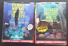 Topps Teenage Mutant Ninja Turtles TMNT Movie Cards One and Two Box 72 packs