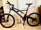 CANNONDALE PROPHET USA LEFTY LARGE Full Susp SI Integration Deore XT