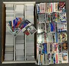 LOT OF (2,400) BB BK FB MASSIVE COLLECTION. BV $3,000+ JERSEY RC'S SERIAL #'D