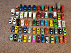 LOT OF 65 VINTAGE  ANTIQUE DIECAST MATCHBOX AND HOT WHEELS VEHICLES 1 64