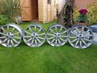 MG TF 16 Alloy Wheels