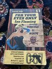 For Your Eyes Only By Ian Fleming Great Pan 1962 1st Edition Ok Condition