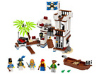 LEGO 70412 Soldiers Fort  - 100% Complete with all minifigures -- pirate