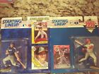MLB JOSE CANSECO STARTING LINEUP 1993 & 1995 OAKLAND A'S TEXAS RANGERS