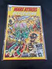 Mars Attacks Occupation Sketch Cover Variant NM IDW