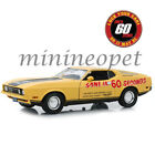 GREENLIGHT 13548 GONE IN 60 SECONDS 1973 FORD MUSTANG MACH 1 ELEANOR 1 18 YELLOW