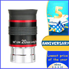 SVBONY 125 68 Ultra Wide Angle FMC Eyepieces Kit 20mm for Astronomy Telescope